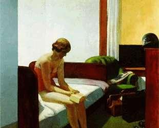 Hotel room — Эдвард Хоппер