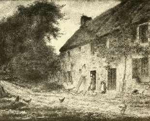 Родной дом Милле — Жан-Франсуа Милле