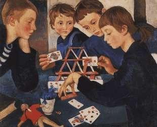Карточный домик — Зинаида Серебрякова