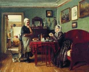 Разговоры по хозяйству — Константин Маковский