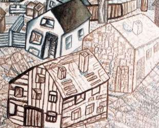 Houses — Панаиотис Тетсис