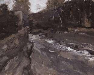 Hrazdan River — Мартирос Сарьян