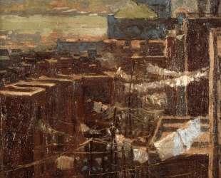 Hudson River View — Роберт Джулиан Ондердонк