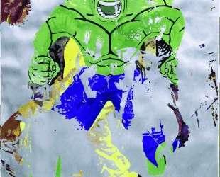 Hulk Elvis — Джефф Кунс