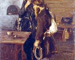 Охотники — Николай Богданов-Бельский