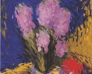 Hyacinths — Коломан Мозер