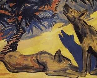 Hyenas — Мартирос Сарьян