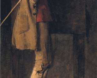 Ichabod Crane — Норман Роквелл