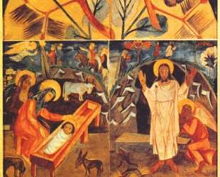 Icon painting motifs — Наталья Гончарова