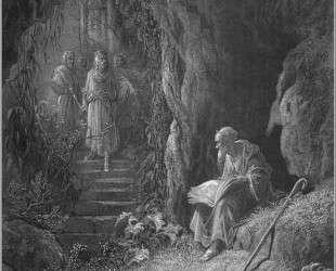 Идиллии короля — Гюстав Доре