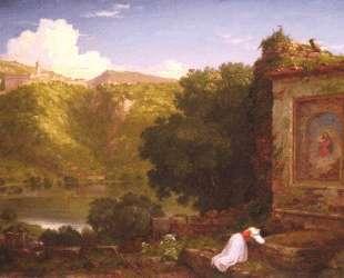 Il Penseroso — Томас Коул