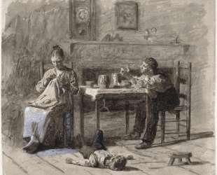 Illustration for Neelus Peeler's conditions — Томас Икинс