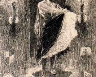 Illustration of 'Les Diaboliques' — Фелисьен Ропс