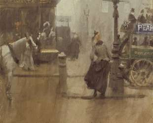 Impressions of London — Андерс Цорн