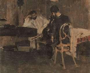 В комнате — Константин Коровин
