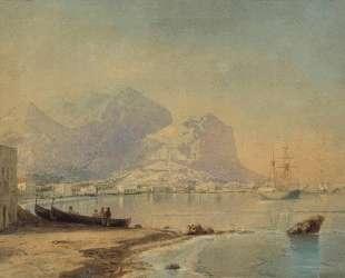В гавани — Иван Айвазовский