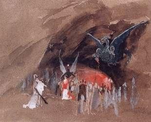 In the dragon cave — Андрей Рябушкин