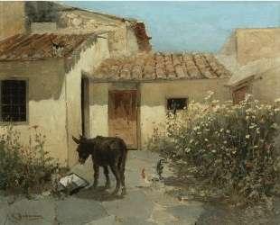 In the garden — Константинос Воланакис