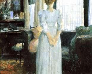 In the Livingroom — Джулиан Олден Вейр