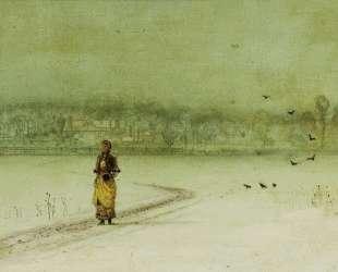 In the winter — Джон Эткинсон Гримшоу