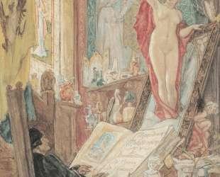 Incantation — Франсиско де Гойя
