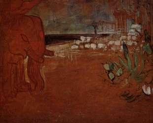 Indian Decor — Анри де Тулуз-Лотрек