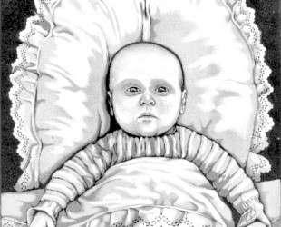 Infant Arthur — Мауриц Корнелис Эшер