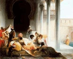 Inside the Harem — Франческо Хайес