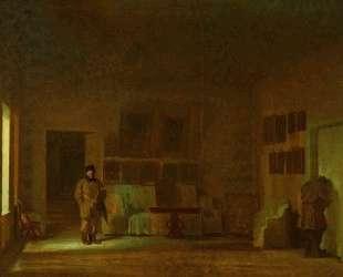 Осмотр старого дома — Иван Крамской