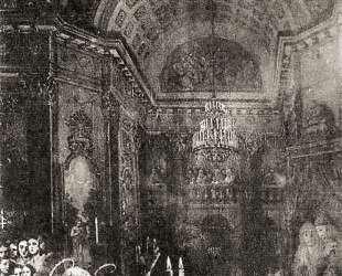 Покров Пресвятой Богородицы — Владимир Боровиковский