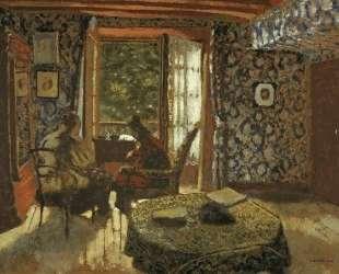 Interior — Эдуар Вюйар