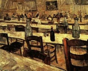 Interior of a Restaurant in Arles — Винсент Ван Гог