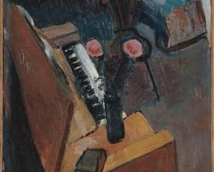 Interior With Harmonium — Анри Матисс