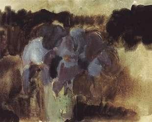 Irises — Мартирос Сарьян