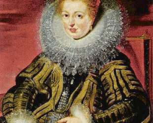 Isabella (1566-1633), Regent of the Low Countries — Питер Пауль Рубенс