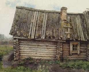 Изба — Василий Суриков