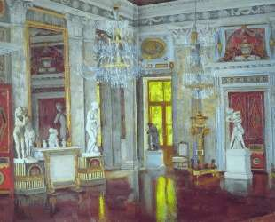 Italian Hall Ostankino Palace — Константин Юон