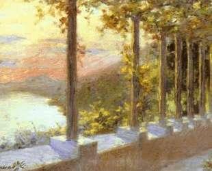 Italian Landscape — Генрих Семирадский