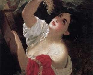 Итальянский полдень — Карл Брюллов