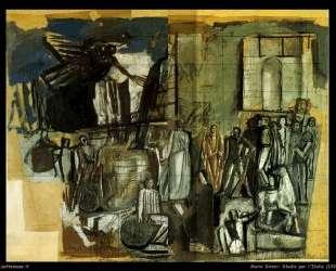 Italy Between the Arts and Sciences — Марио Сирони