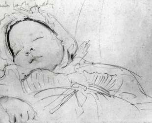 Jack Millet as a Baby — Джон Сингер Сарджент