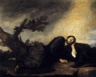 Jacob's Dream — Хосе де Рибера