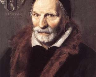 Jacobus Zaffius — Франс Халс