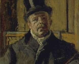 Jacques-Emile Blanche — Уолтер Сикерт