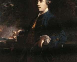 James FitzGerald, Duke of Leinster — Джошуа Рейнольдс