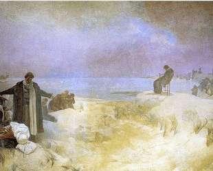 Jan Amos Komensky — Альфонс Муха