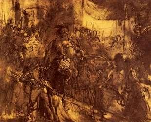 Jan III at Vienna — Ян Матейко