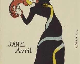 Jane Avril — Анри де Тулуз-Лотрек
