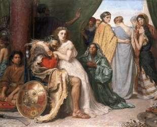 Jephthah — Джон Эверетт Милле