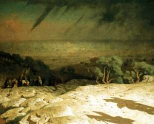 Jerusalem — Жан-Леон Жером